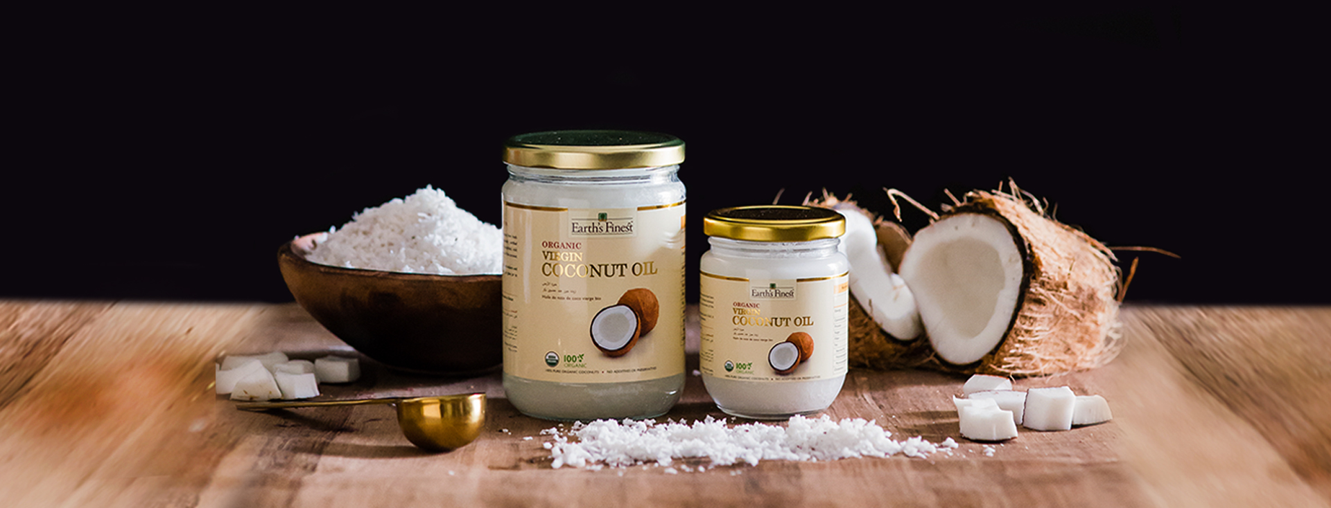 Earth's Finest | Mother Nature's Goodness in every Jar!